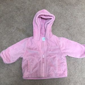 Children's Place 6-12 month pink jacket